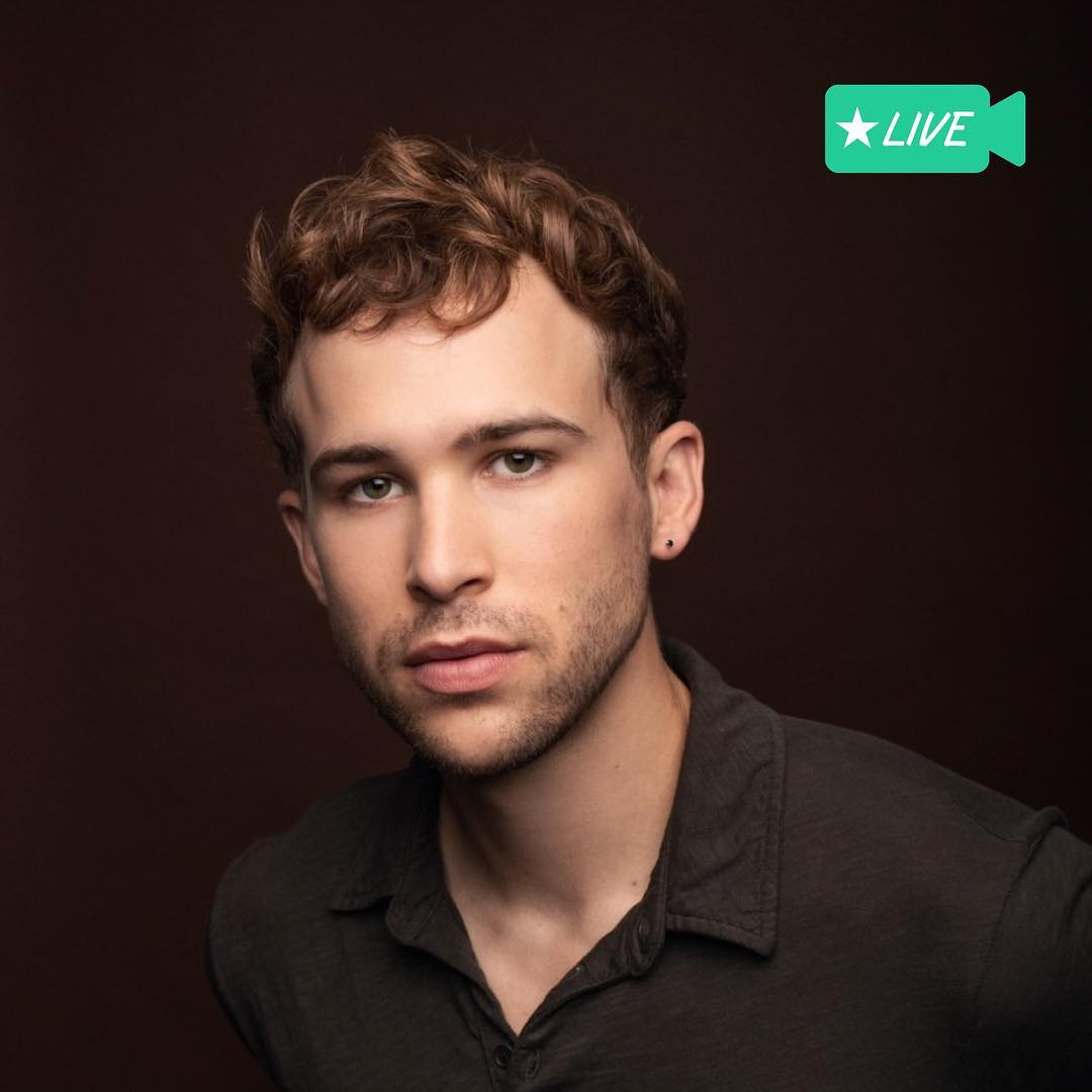 @tommy.dorfman of @netflix's @13reasonswhy is coming in today for another round of #BackstageLive….